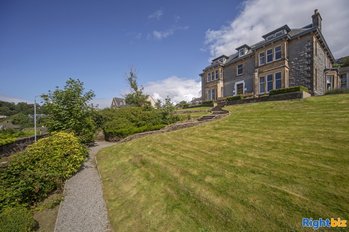 Luxury Victorian Villa for Sale in the heart of Oban, Scotland - Image 1