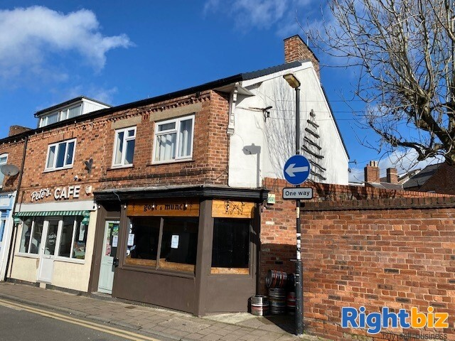 INVESTMENT PROPERTY WITH GROUND FLOOR PUB/BAR AND FIRST FLOOR FLAT - CHESTER FOR SALE - Image 1