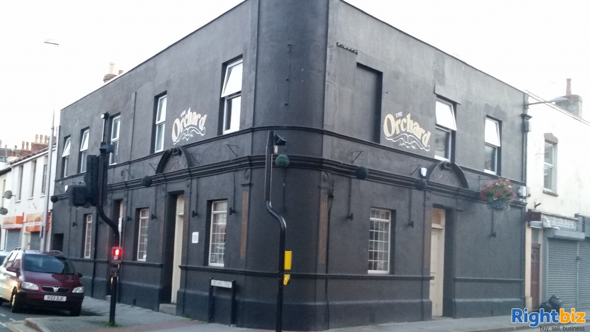 Freehold Hotel & Restaurant for Sale in Weston Super Mare £420,000 NO OFFERS - Image 1