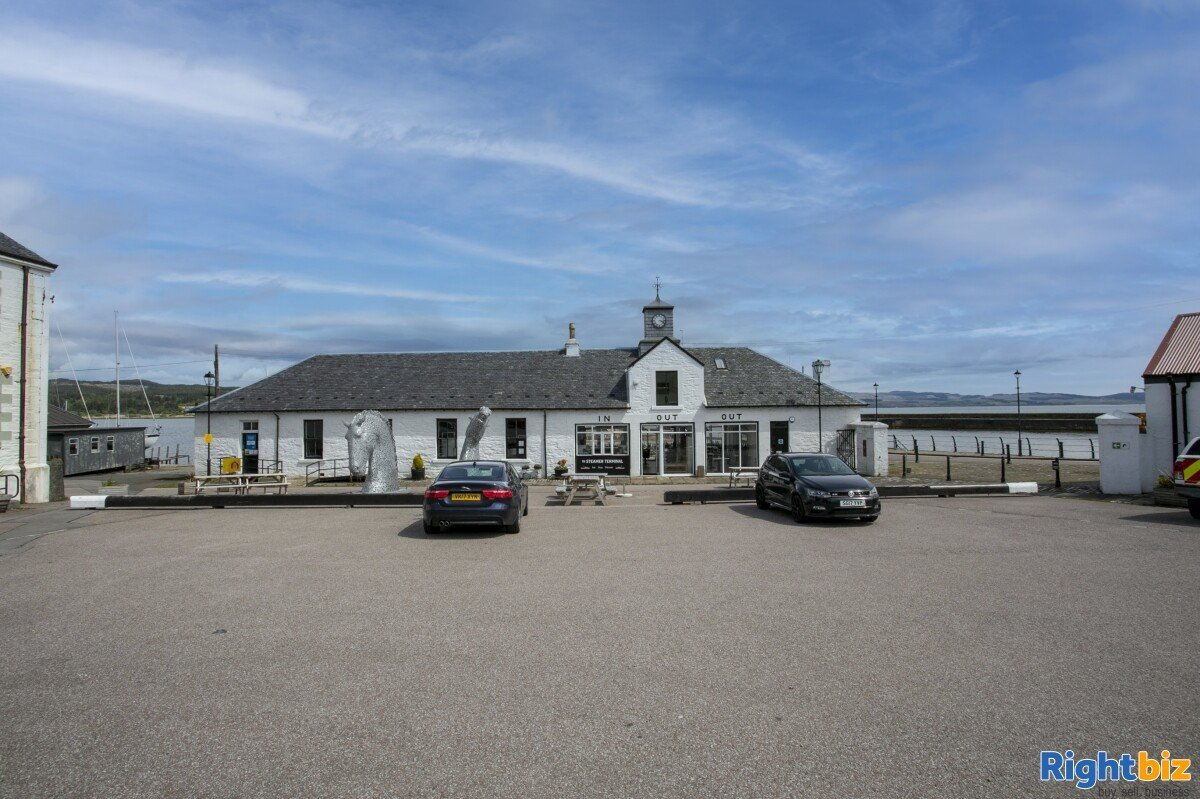 Stunning Well Positioned Cafe Lease Opportunity in Ardrisaig - Image 1