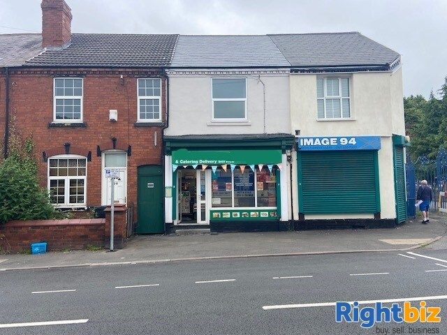 Cafe Takeaway and Catering Business Halesowen West Midlands - Image 1