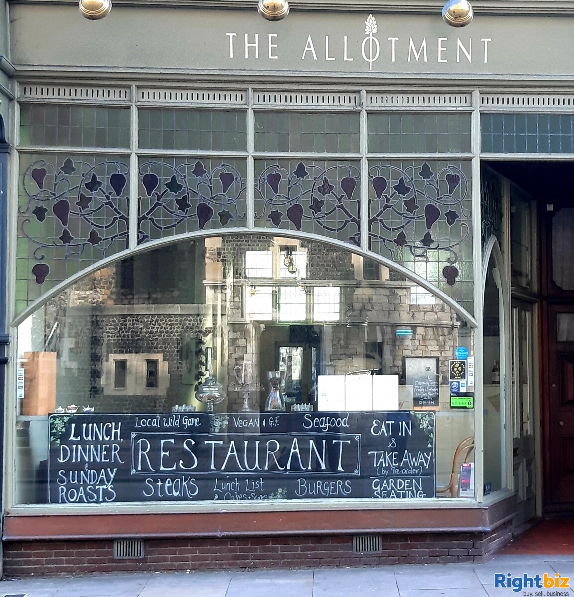 Leasehold Restaurant Dover Kent - Image 1