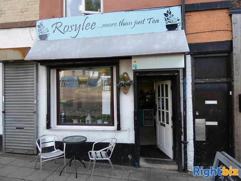 Take Away Tea & Coffee Shop Radcliffe - Image 1