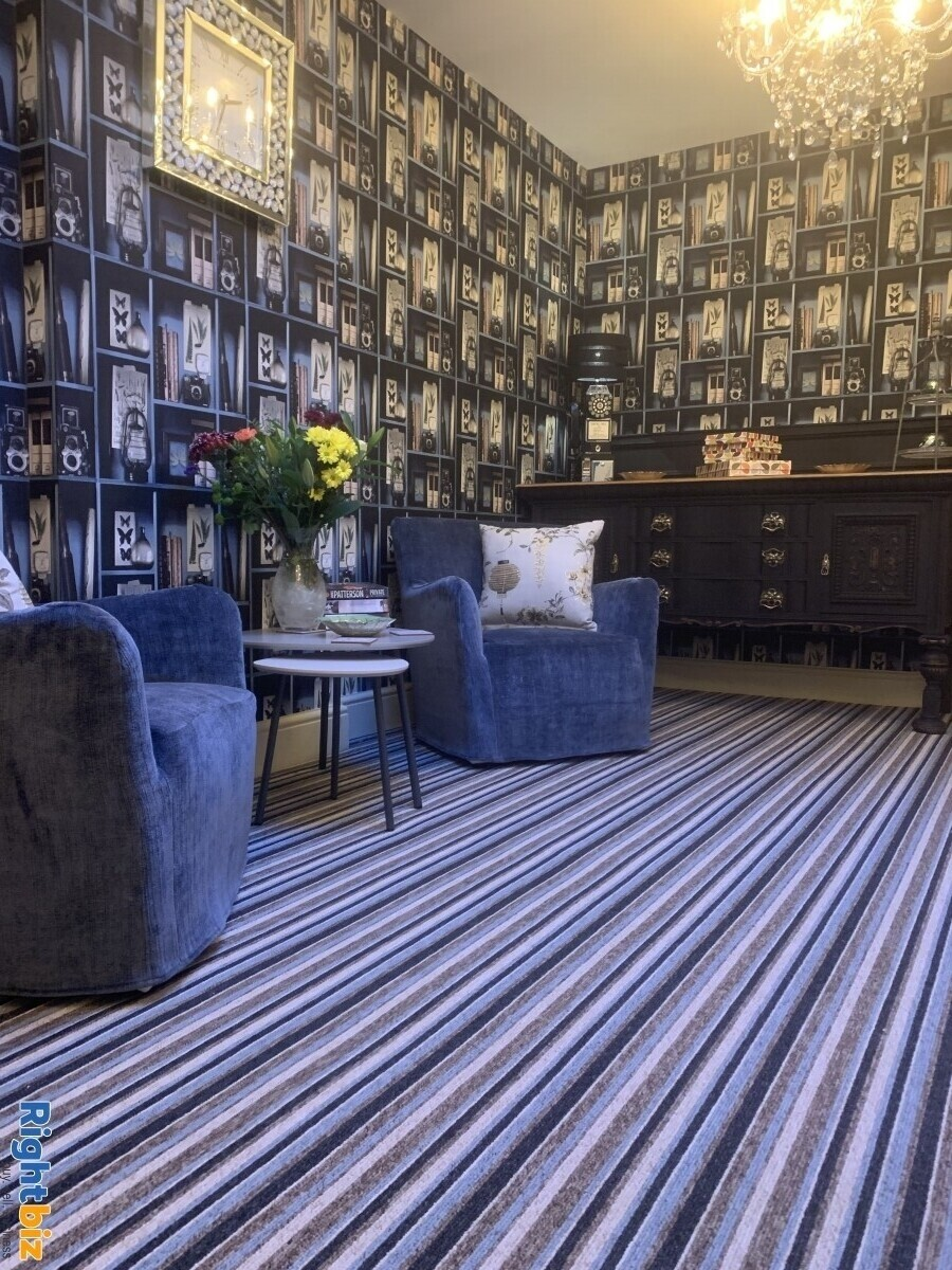 Stunning Boutique Inspired Hotel & Tea Room / Restaurant In Powys For Sale - Image 1