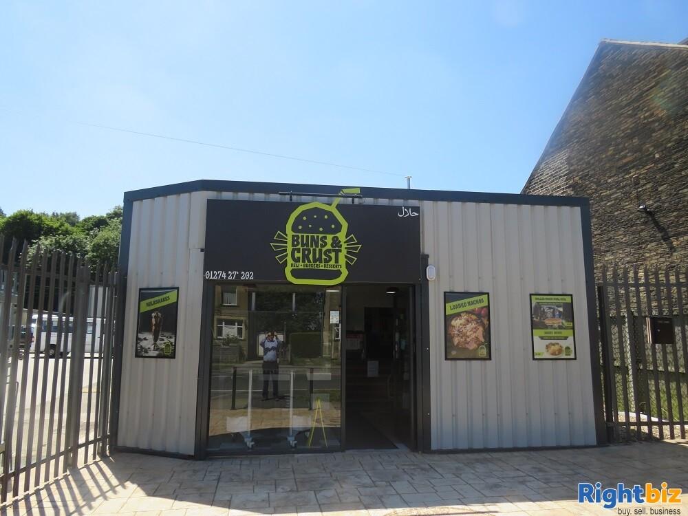 Well-known Sandwich Takeaway & Café Business - Image 1