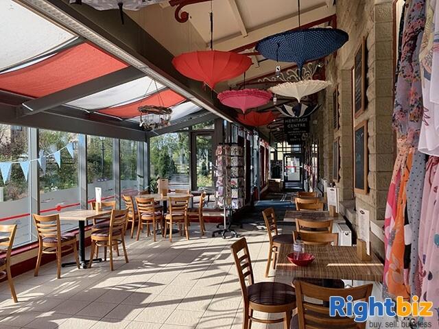 FANTASTIC WELL ESTABLISHED CAFE - LANCASHIRE - Image 1
