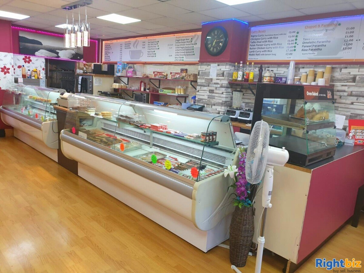 Fully Equipped Indian Restaurant and Cafe in Birmingham A3/A5 Takeaway - Image 1