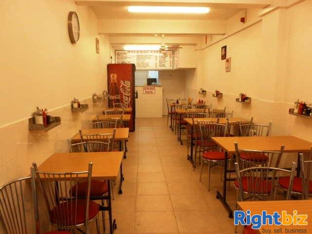 Single Fronted Café for Sale - Image 1