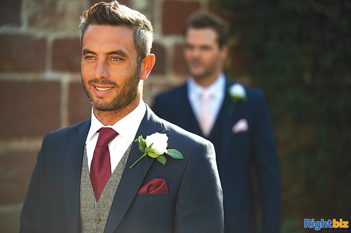 Men's Formal Suit Hire Business for Sale in Northumberland - Image 1
