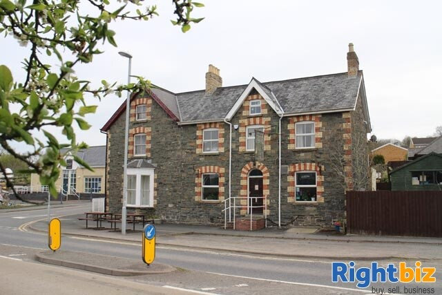 POWYS - MAIN ROAD FREE HOUSE - Image 1