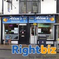 Leasehold Chip shop Takeaway and Cafe  for Sale in Chester - Image 1