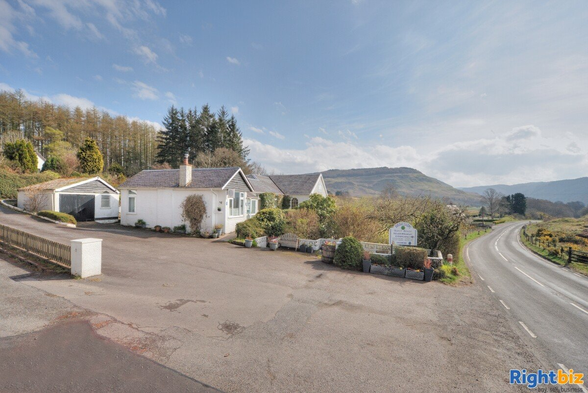 Charming Guest House for Sale in Kilmore, Oban - Image 1
