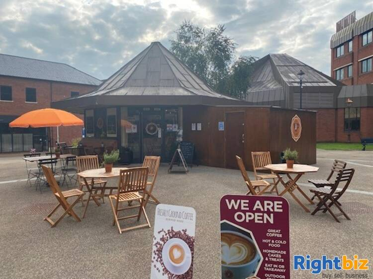 Leasehold Cafe & Coffee Shop Located In Redditch - Image 1