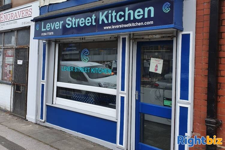Newly Fitted Sandwich Shop - Bolton BL3 - Image 1