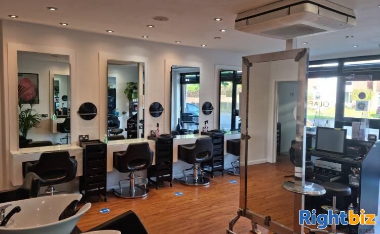 Contemporary Hair, Nail & Beauty Salon in Surrey - Image 1