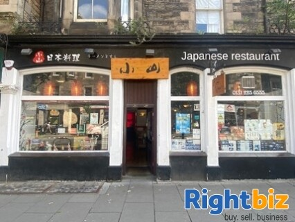 Highly Successful Edinburgh City Centre Restaurant in Sought After Location - Image 1