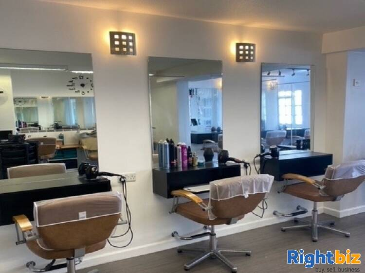 Well Established Hair Salon For Sale - Image 1