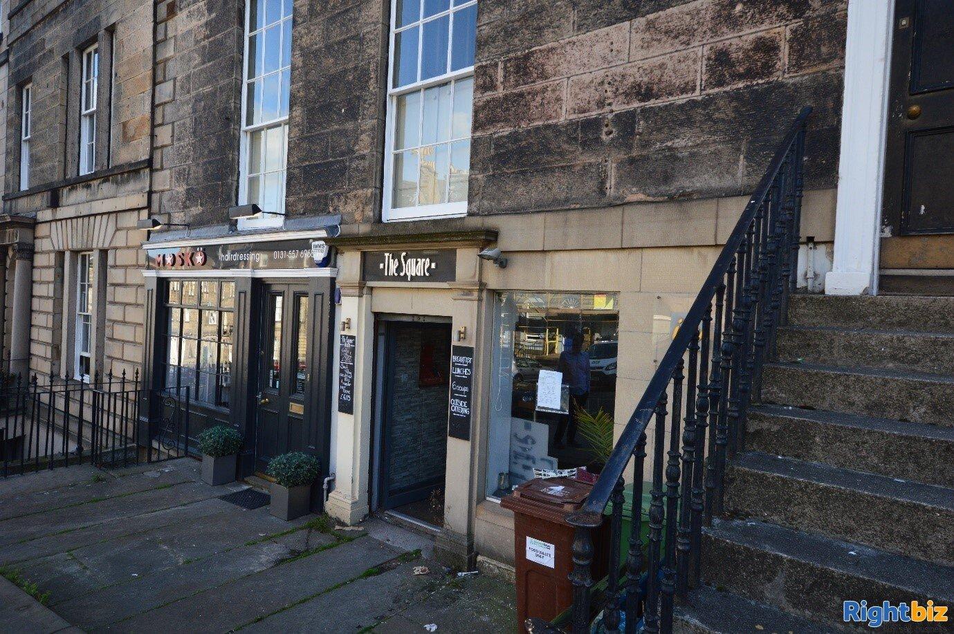 Full Class 3 hot food takeaway in Edinburgh city centre (ref 1396) - Image 1