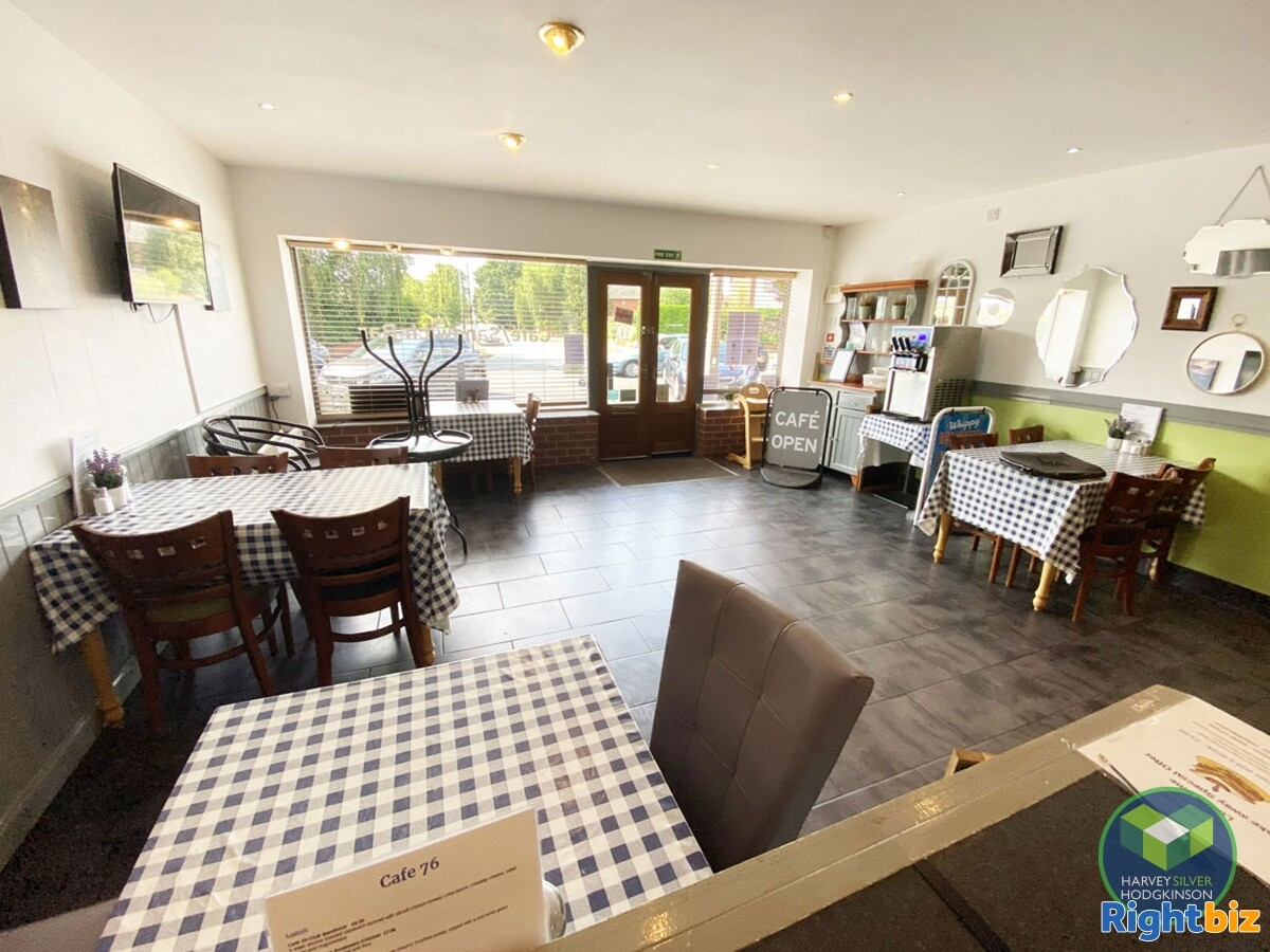 CAFE & BISTRO: CHESTER: - Image 1