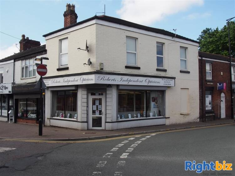 Retail For Sale in Newton-le-Willows - Image 1