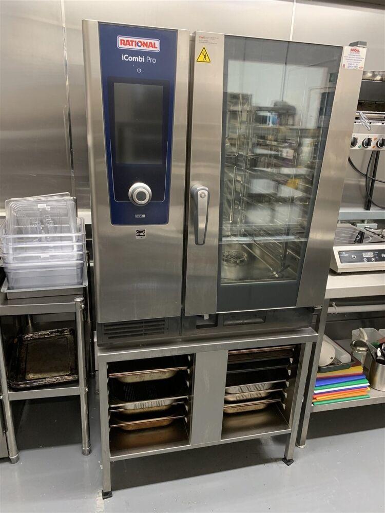 Industrial Dark Kitchen Supplying Halal American British Cuisine - Image 1