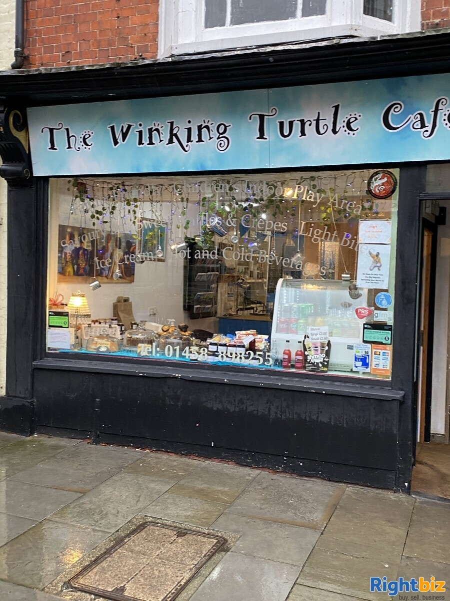 Winking Turtle Cafe for Sale in Glastonbury - Image 1
