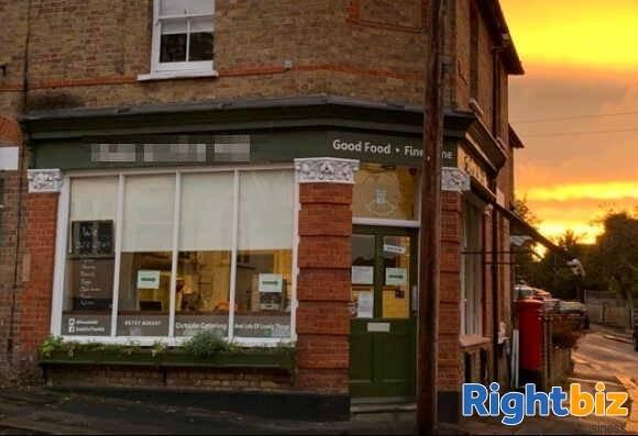 Licensed Delicatessen, Sandwich Bar Plus Coffee Shop a1 for Sale - Image 1