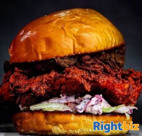 Unique Fabulous Burger Restaurant in Yorkshire - Image 1