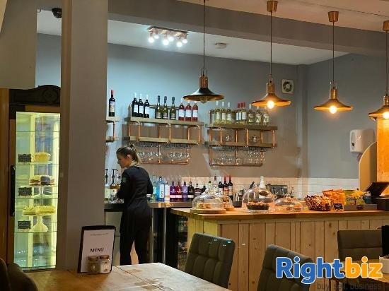 Cafe for sale in City Centre Sunderland - Image 1
