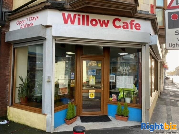 THRIVING FIVE STAR RATED CAFE IN LLANELLI - Image 1
