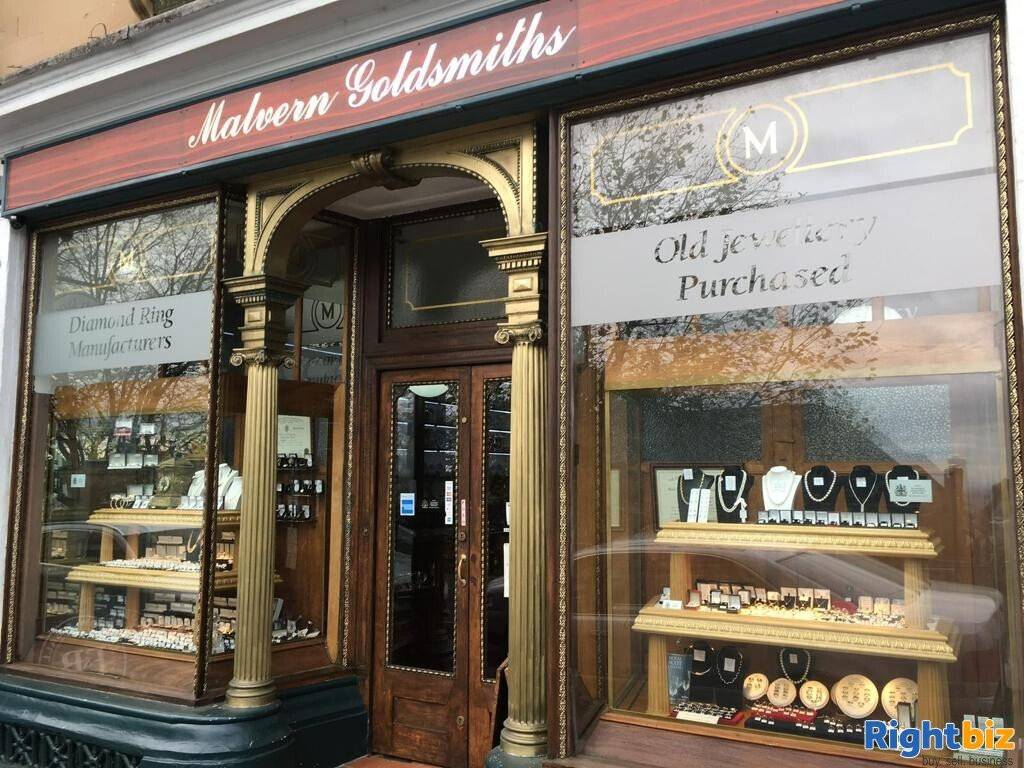 Superb Jewellers in Great Malvern, Worcestershire *Open to Offers* *Viewing Recommended* - Image 1