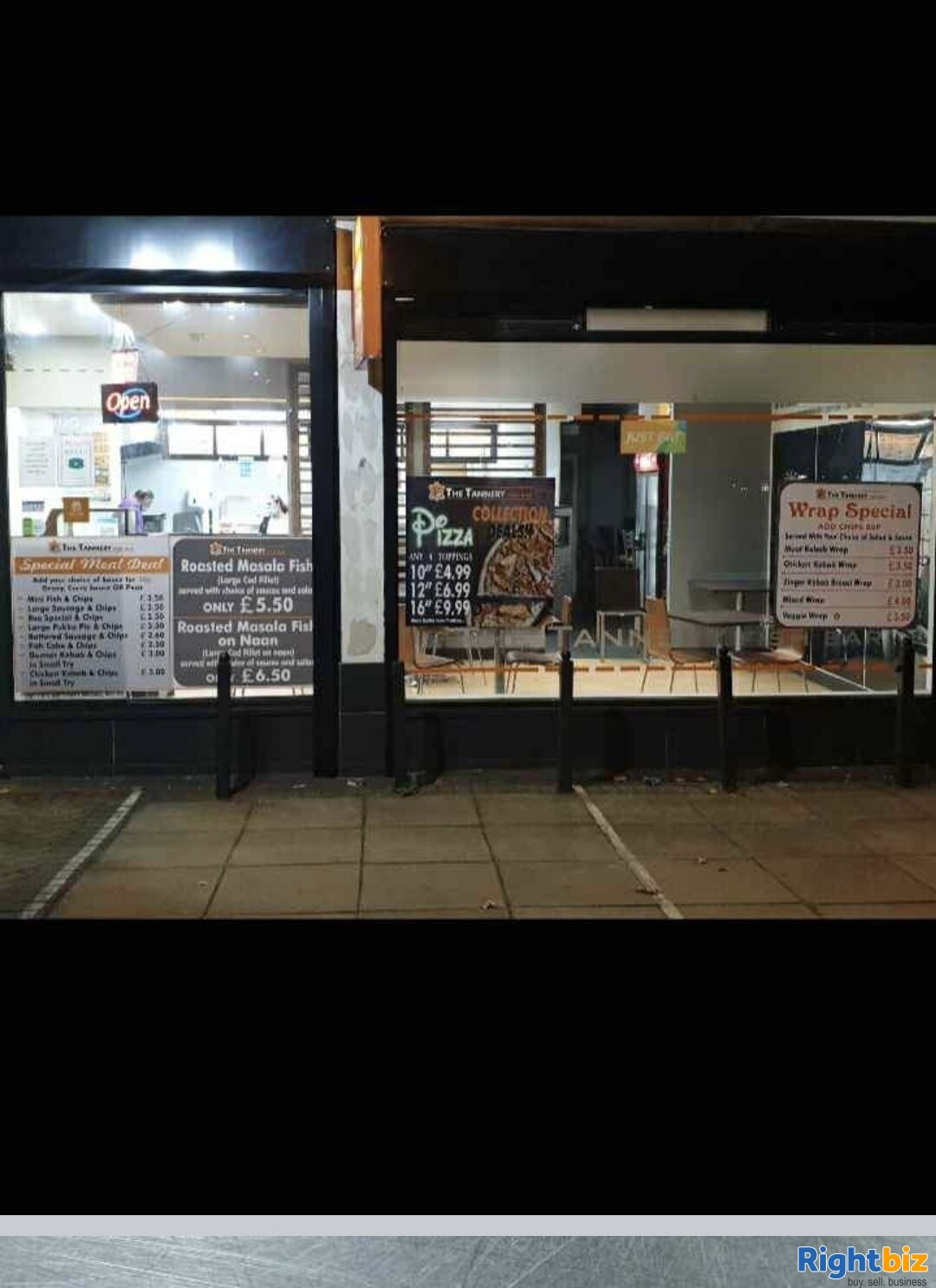 Fish and chips shop business - Image 1