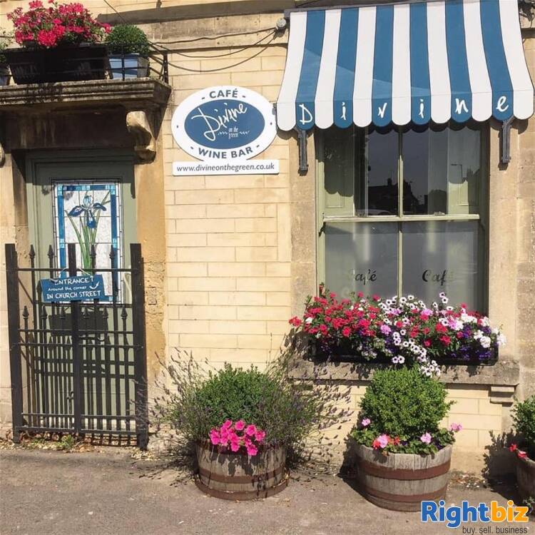 SUPERB COFFEE SHOP & WINE BAR WITH HUGE POTENTIAL IN CALNE/WILTS - Image 1