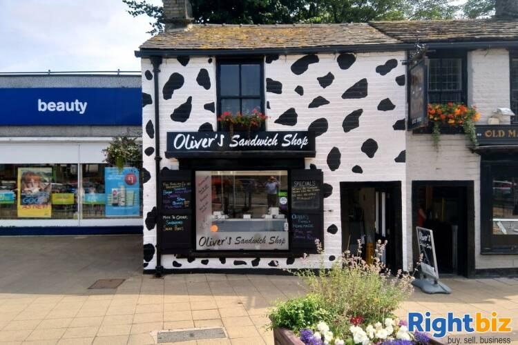 Established Sandwich Shop - Rossendale - Image 1