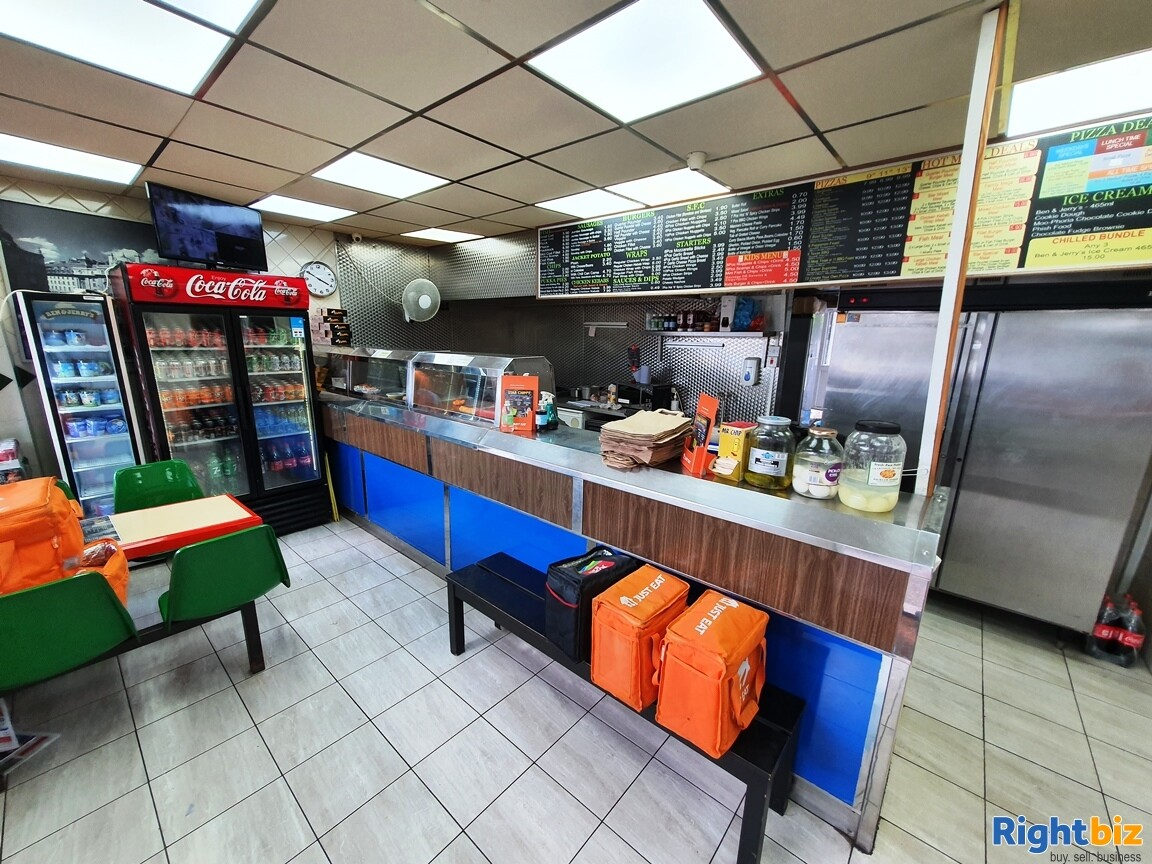 FISH & CHIP SHOP WITHIN BUSY RESIDENTIAL PARADE- £5,000 PER WEEK - £20,000 REFURBISHMENT - Image 1