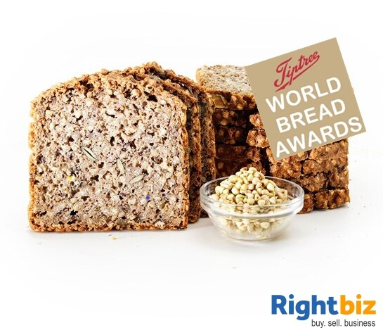 AWARD-WINNING BUSINESS PRODUCING ORGANIC GLUTEN-FREE BREAD FROM FREEHOLD PREMISES IN WHITSTABLE KENT - Image 1