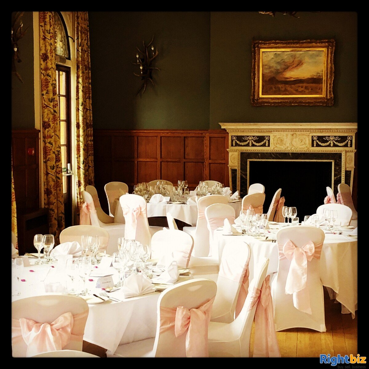 Venue Decoration and Chair Cover Hire - Image 1