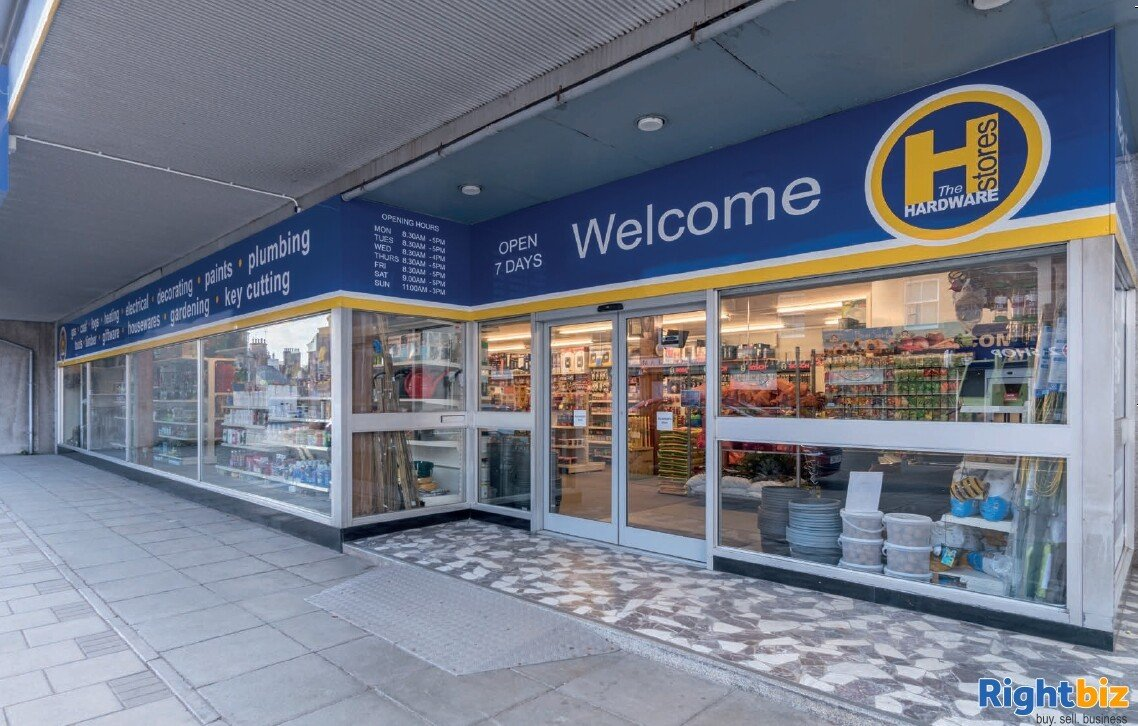 A HIGHLY REPUTABLE HARDWARE, HOUSEHOLD, GARDENING AND DECORATING SUPPLIES STORE - Image 1