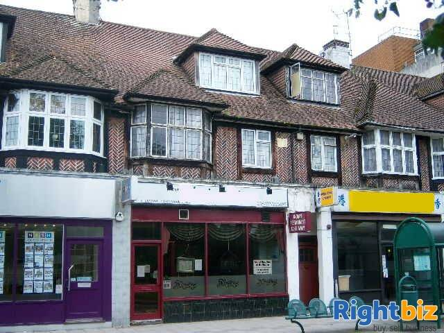 Freehold Licensed Indian Restaurant Including Hot Food Takeaway & Delivery closed for Sale - Image 1