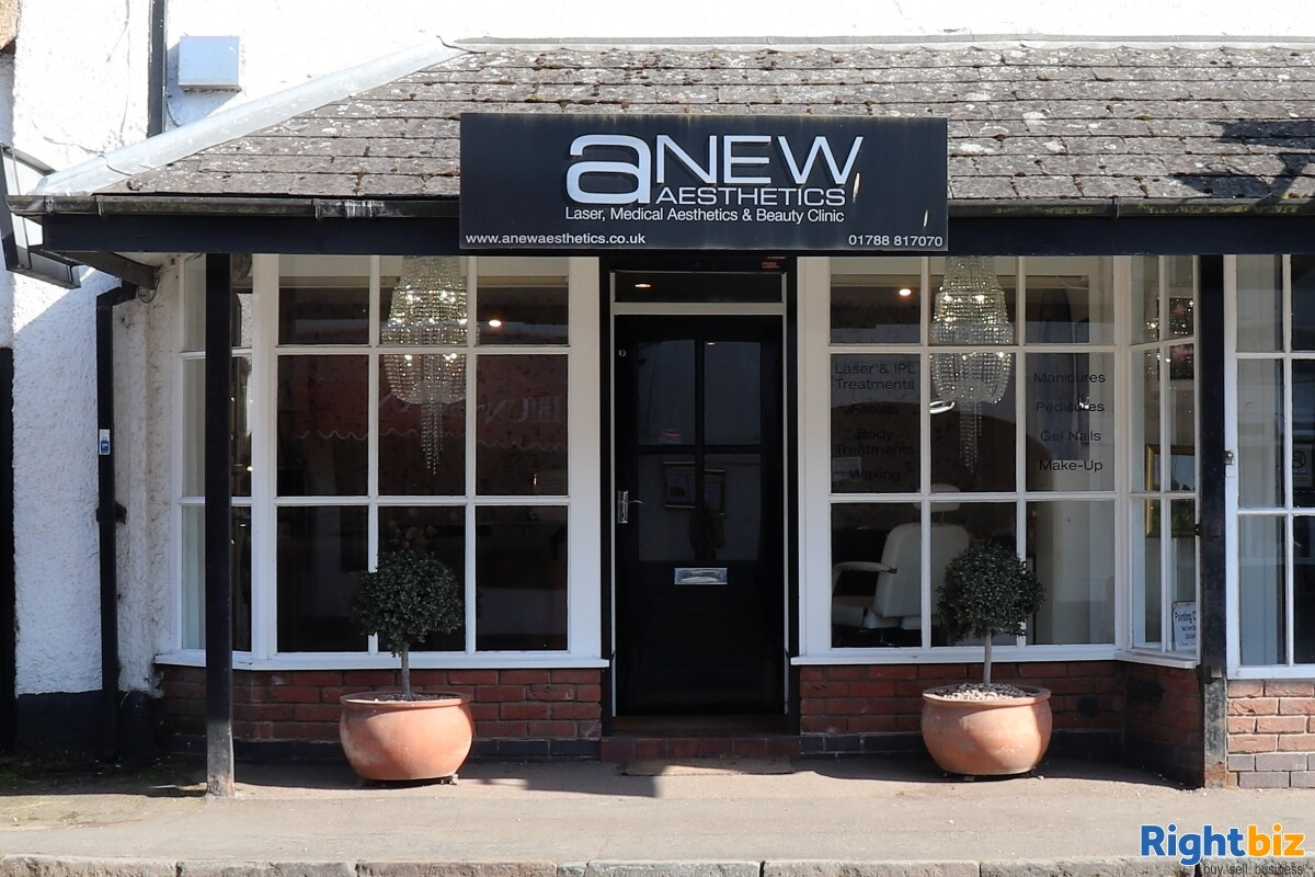 Very profitable, long established Beauty, Laser and Aesthetic Clinic in Dunchurch - Image 1