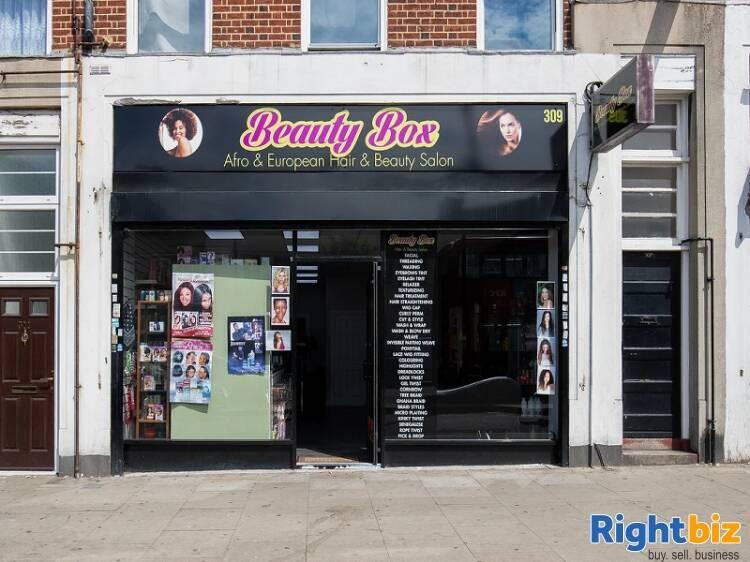 Well established Hair Salon business for sale. - Image 1