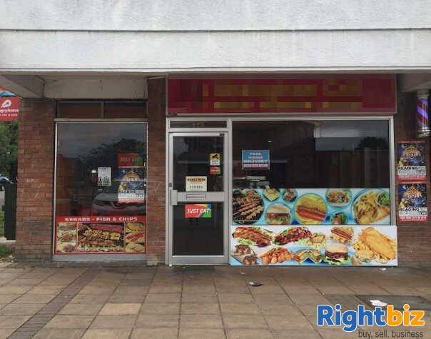 Kebabs, Fish & Chips & Burgers Takeaway & Delivery for Sale - Image 1