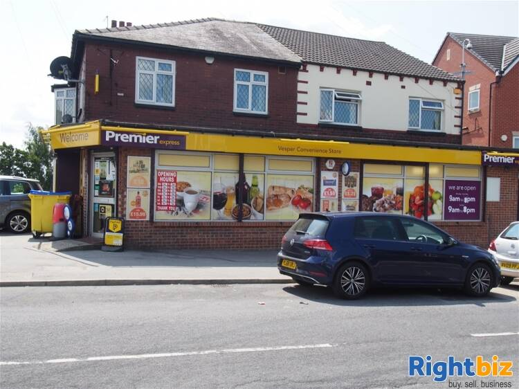 Off License & Convenience For Sale in Leeds - Image 1