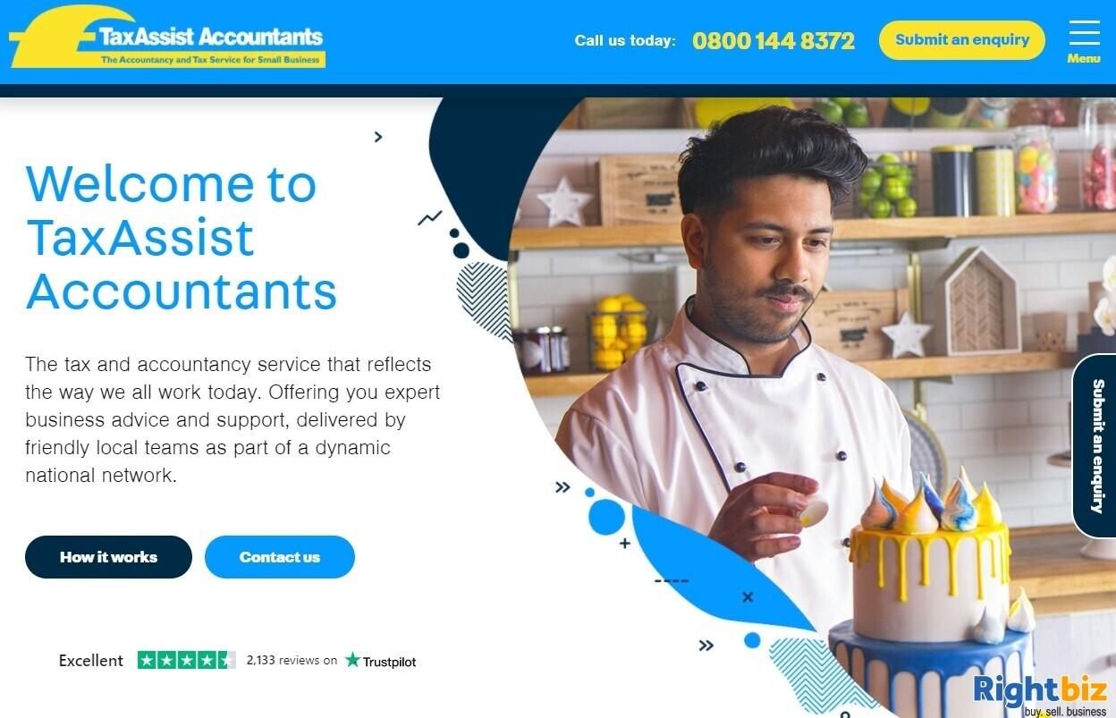 Birmingham & Worcestershire borders TaxAssist Accountants practice for sale - Image 1