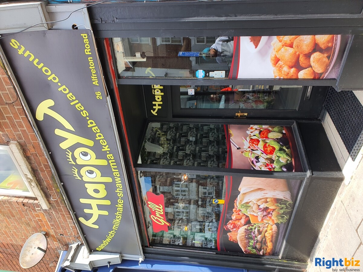 Takeaway business for sales - Image 1