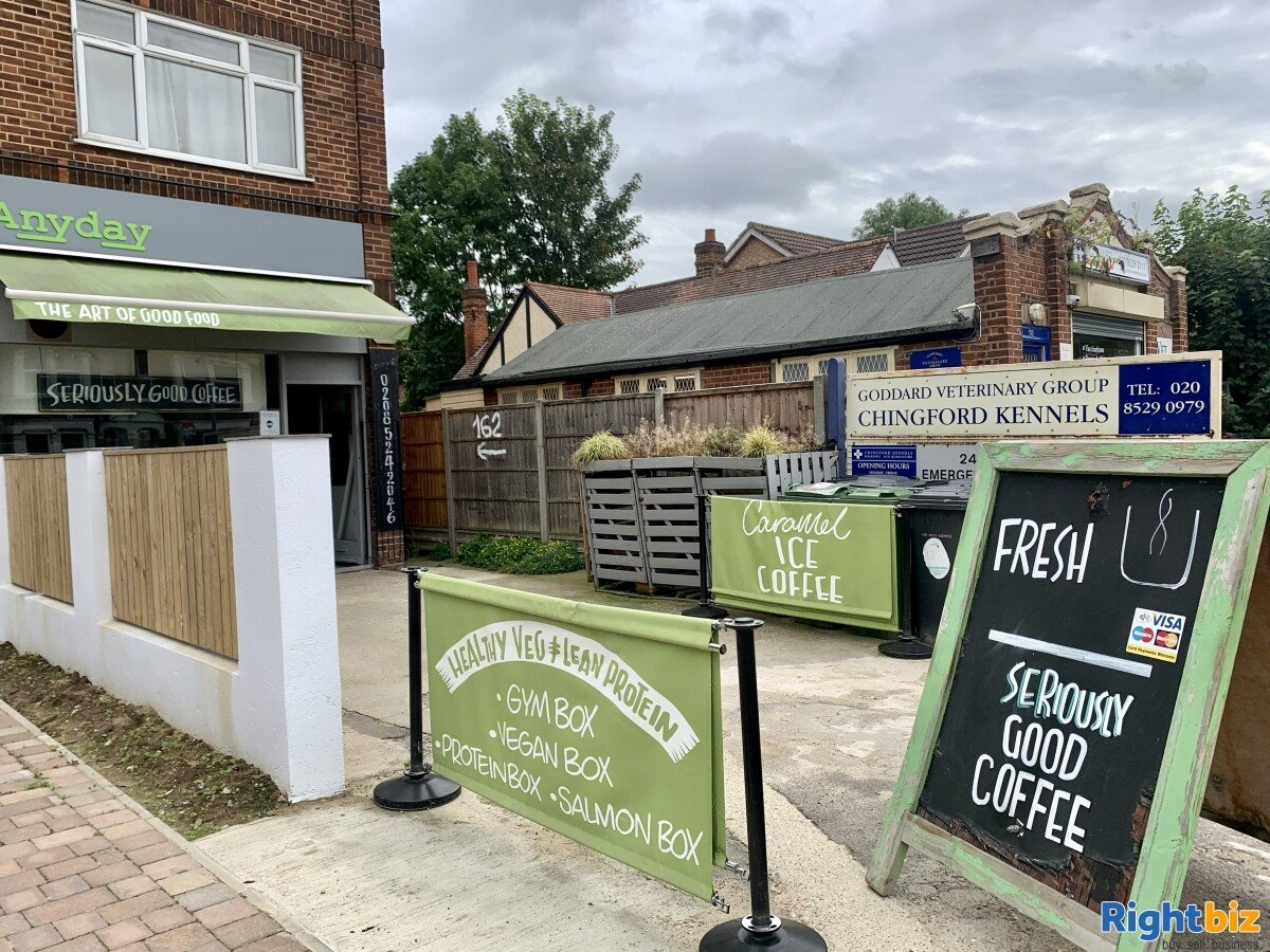 Cosy Sandwich Shop Situated in Chingford, Essex - Image 1