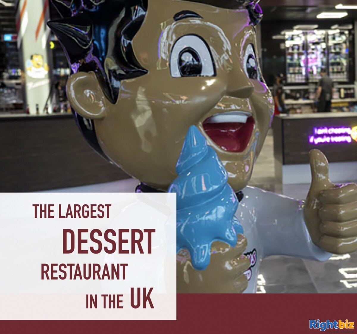 Halal, Vegan & Gluten Free Dessert Restaurant Franchise With Opportunities Nationwide - Image 1