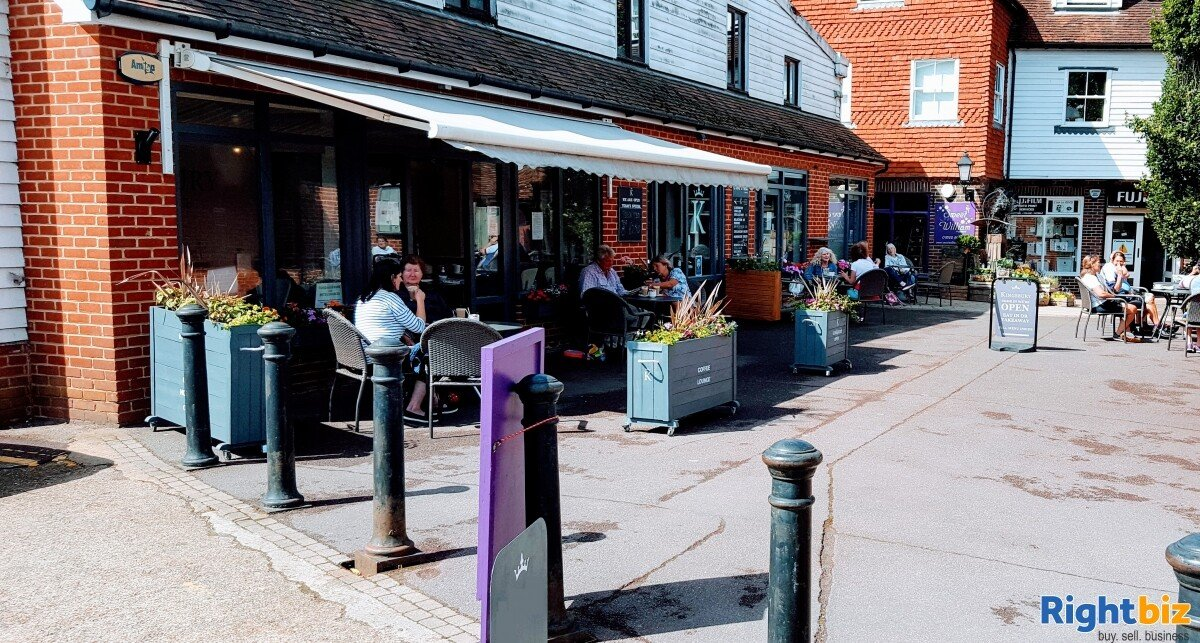 LEASEHOLD  LICENCED COFFEE SHOP/CAFE (A3 USE) - Image 1