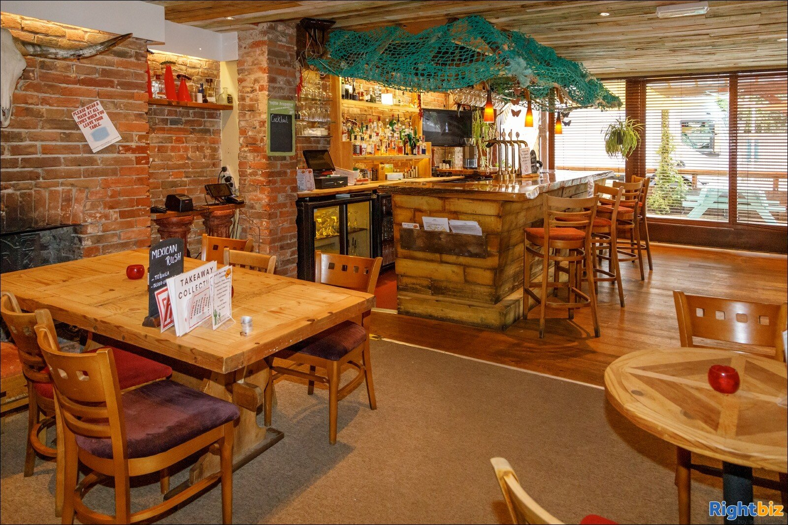 Mexican Restaurant and Bar, prominent corner site, amidst a student area, in Southampton, Hampshire. - Image 1