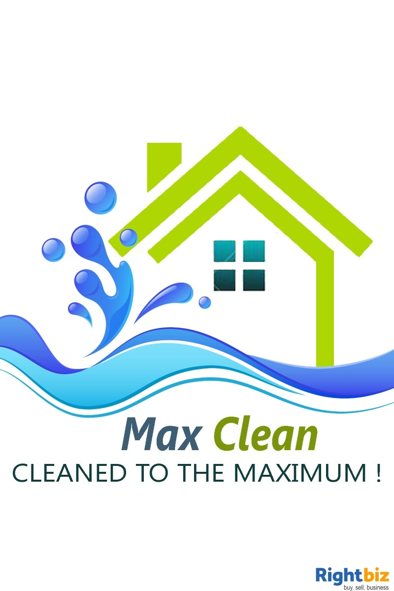 Max Clean- London cleaning company for sale - Image 1
